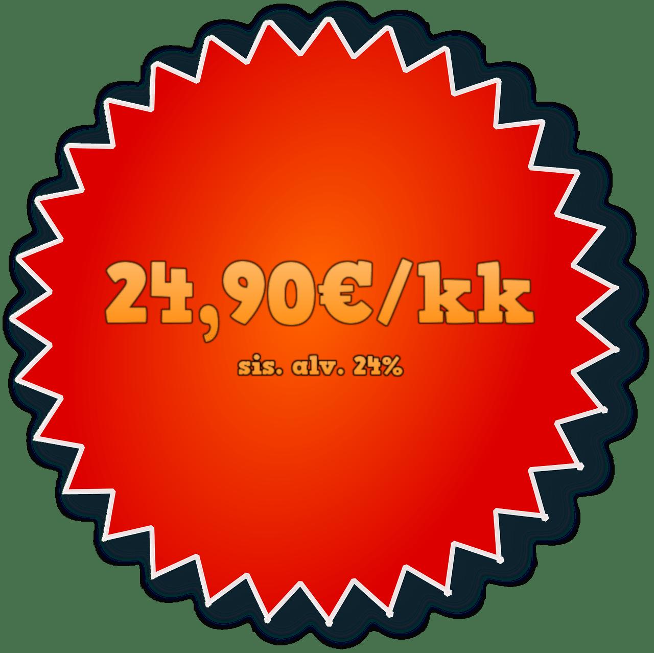 kk-hinta